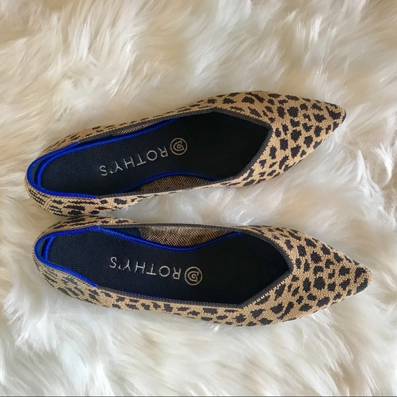 Rothy's Shoes | Rothys Leopard Animal